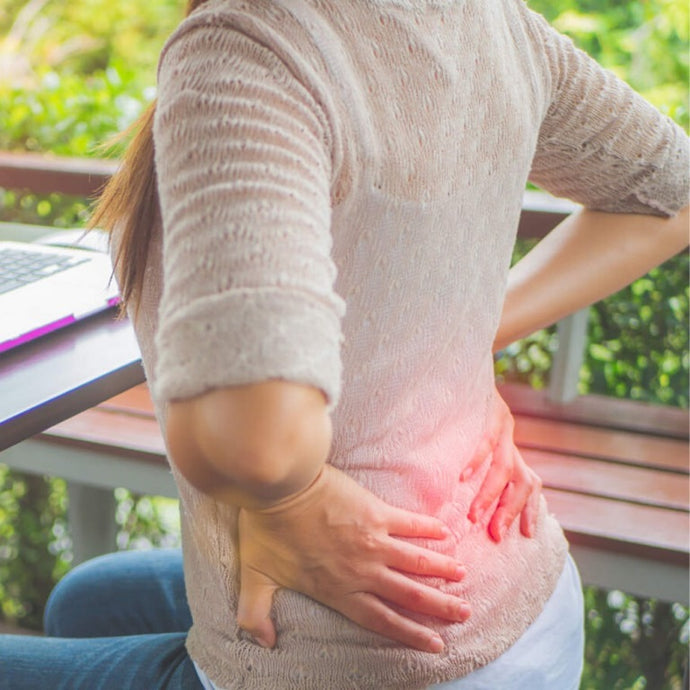 Simple and Affordable Solution for Back Pain (that actually works)