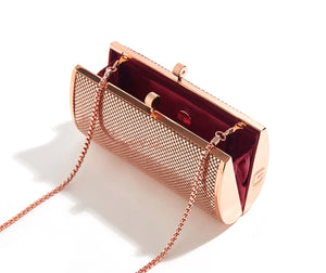 SINGLE BARREL CLUTCH - Rose Gold