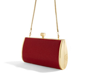 SINGLE BARREL CLUTCH - Royal Red