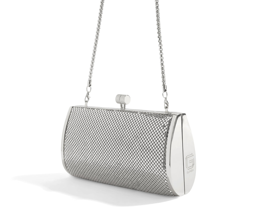 SINGLE BARREL CLUTCH - Silver