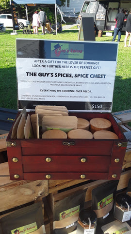Guy's Spices, Spice Chest