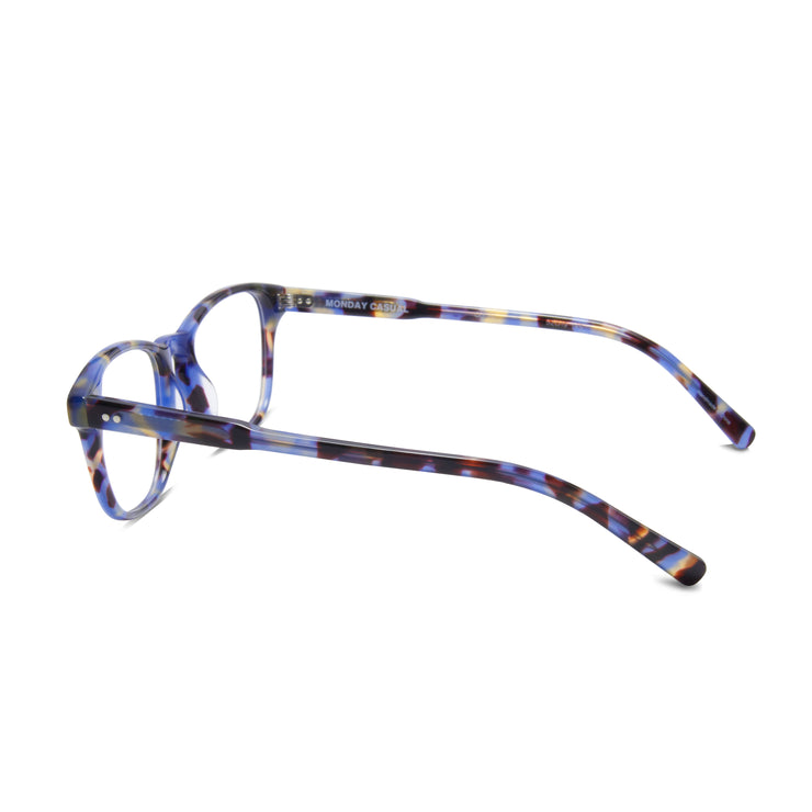 Archer frame from Monday Casual in Blavana/Havana color. Archer includes premium quality optical lenses.