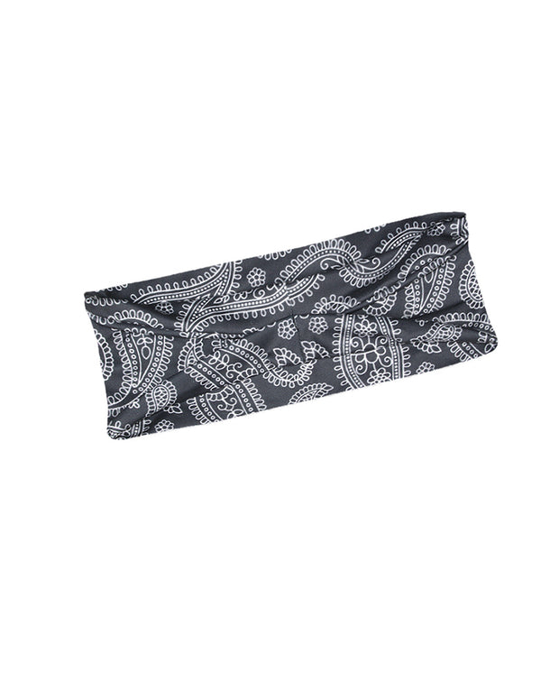 Print Yoga Elastic Headwraps Head Wrap Hair Band