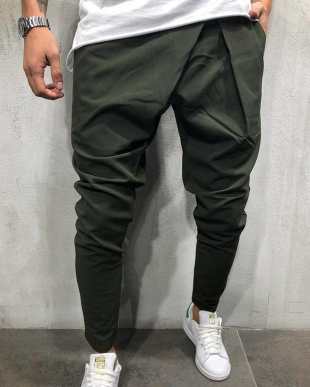 Men's Stretch Long Pants