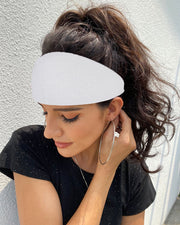 Solid Yoga Running Elastic Headwraps Hair Band