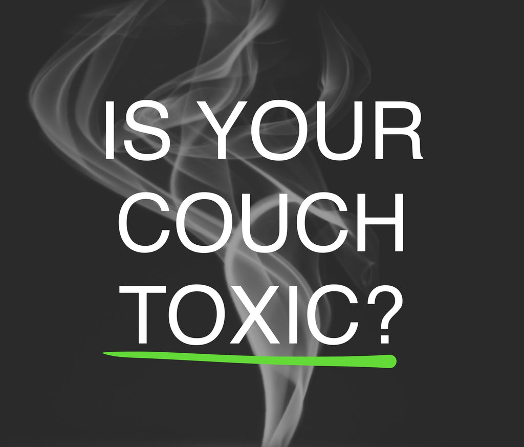 Researchers find toxins in 80% of couches