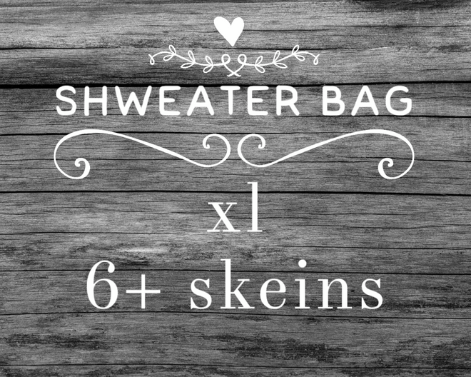 Shweater Bag