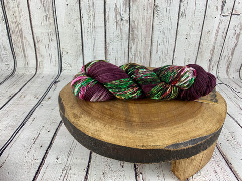 Fall Darkflower - Old Crow Art Yarn
