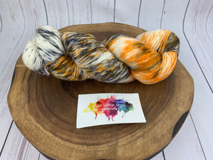 Embers Yarn - Bad Wolf Girl Yarn