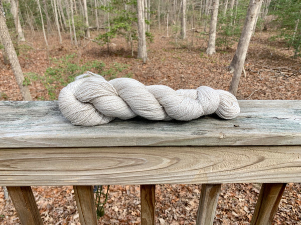 French Angora and Merino Yarn