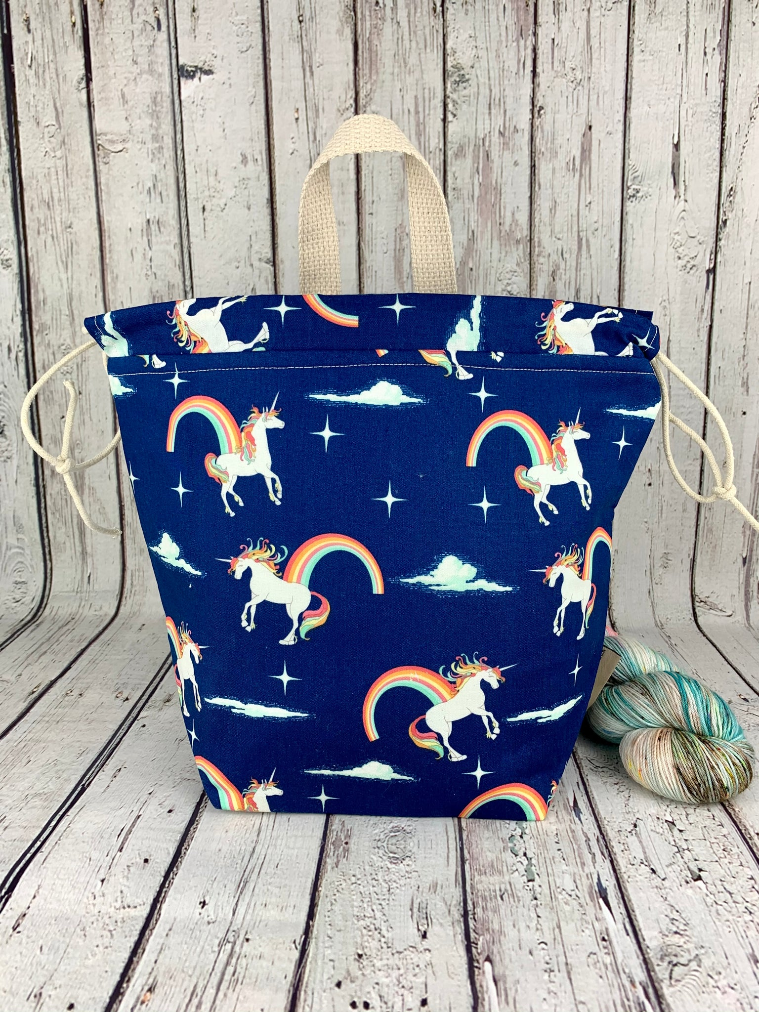 Unicorns Bucket Bag