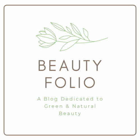 Beauty Folio Blog, Logo.