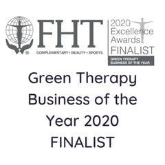 Green Therapy Business of the Year, Finalist, FHT.