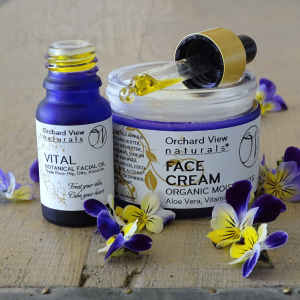 Naturals Skincare products by OV naturals