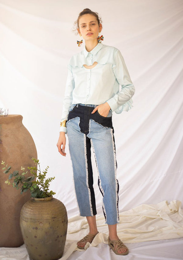 Jeans LARA - Double Denim