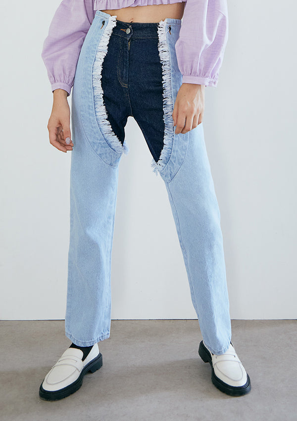 EARLY BIRD Jeans Bull Double Denim
