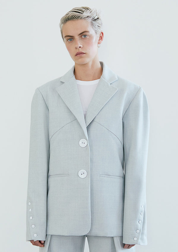 EARLY BIRD Blazer Caesar Light Mint