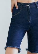 PRE ORDER Pantalón Biker Willie Dark Denim