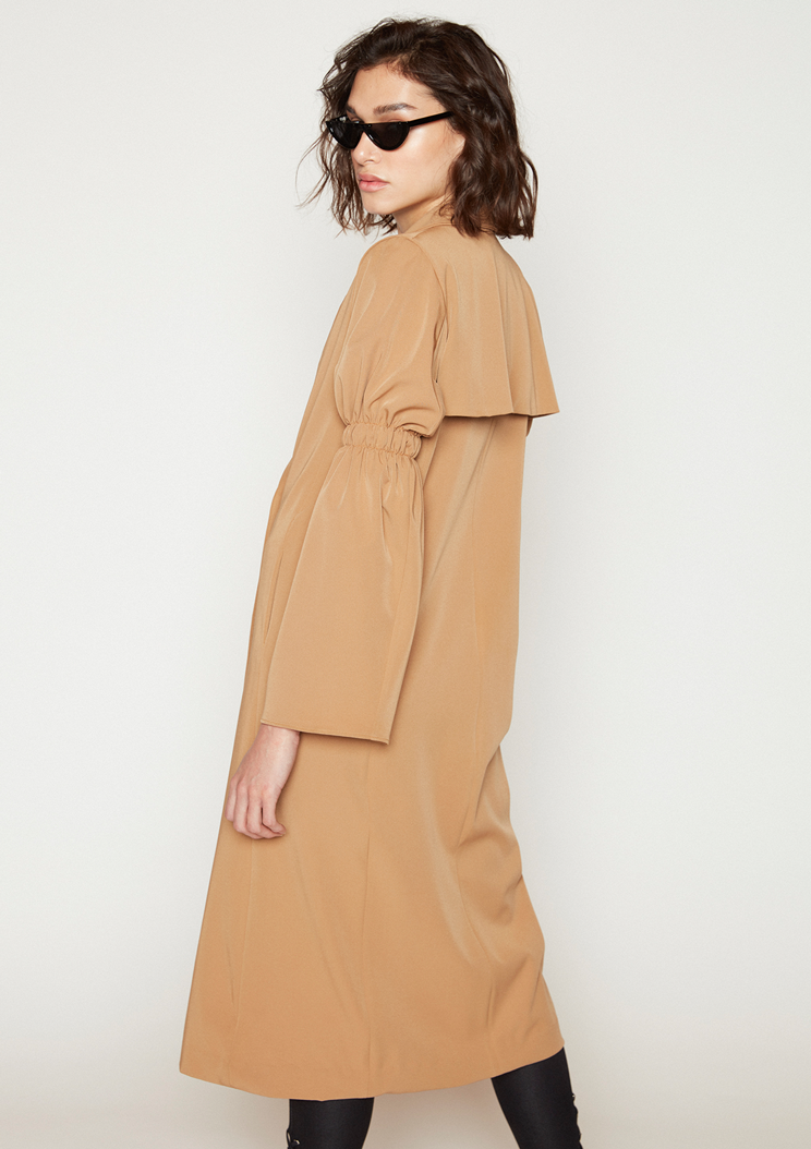 Trench CARAMEL Camel