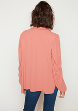 BLUSA ELA TERRACOTA LH BY LORAINE