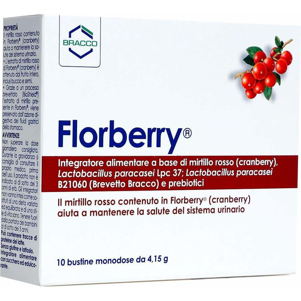 Florberry 10 Buste - Alimento srl