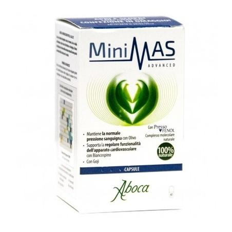 Minimas Advanced 60 Capsule