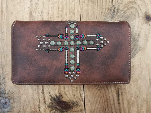 FG Pro Shop American Native Collection Wallet