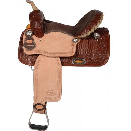 Arlin Barrel Saddle By Country Legend - FG Pro Shop Inc.