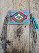 Load image into Gallery viewer, Aztec Collection Handbag and Purse
