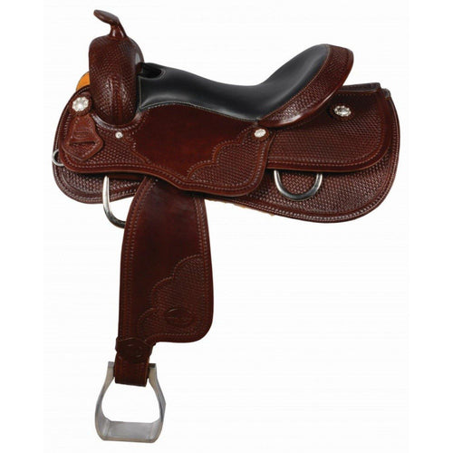 Grady Reining Saddle with Ralide Tree By Country Legend - FG Pro Shop Inc.