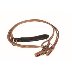 Harness Leather Romal Reins - FG Pro Shop Inc.