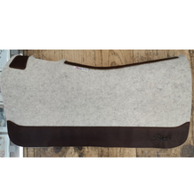 Load image into Gallery viewer, Natural 5 Star Saddle Pad 30''x28''