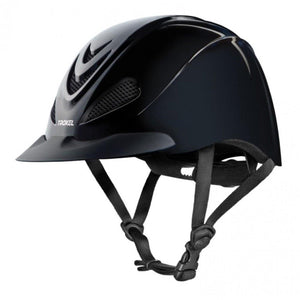 Troxel Liberty Low Profile Schooling Helmet with Black Style
