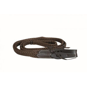 FG Pro Shop WESTERN RAWHIDE BY JIM TAYLOR SOFT TOUCH ROPING REINS