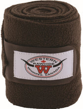Load image into Gallery viewer, Western Rawhide polo wrap