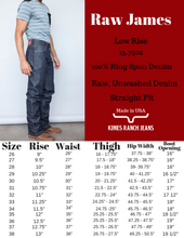 Load image into Gallery viewer, Raw James By Kimes Ranch Jeans - FG Pro Shop Inc.