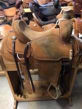Load image into Gallery viewer, Used 16'' Martin Ranch Saddle X-Wide