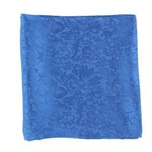 WildRag 33x33'' Blue Flower Design