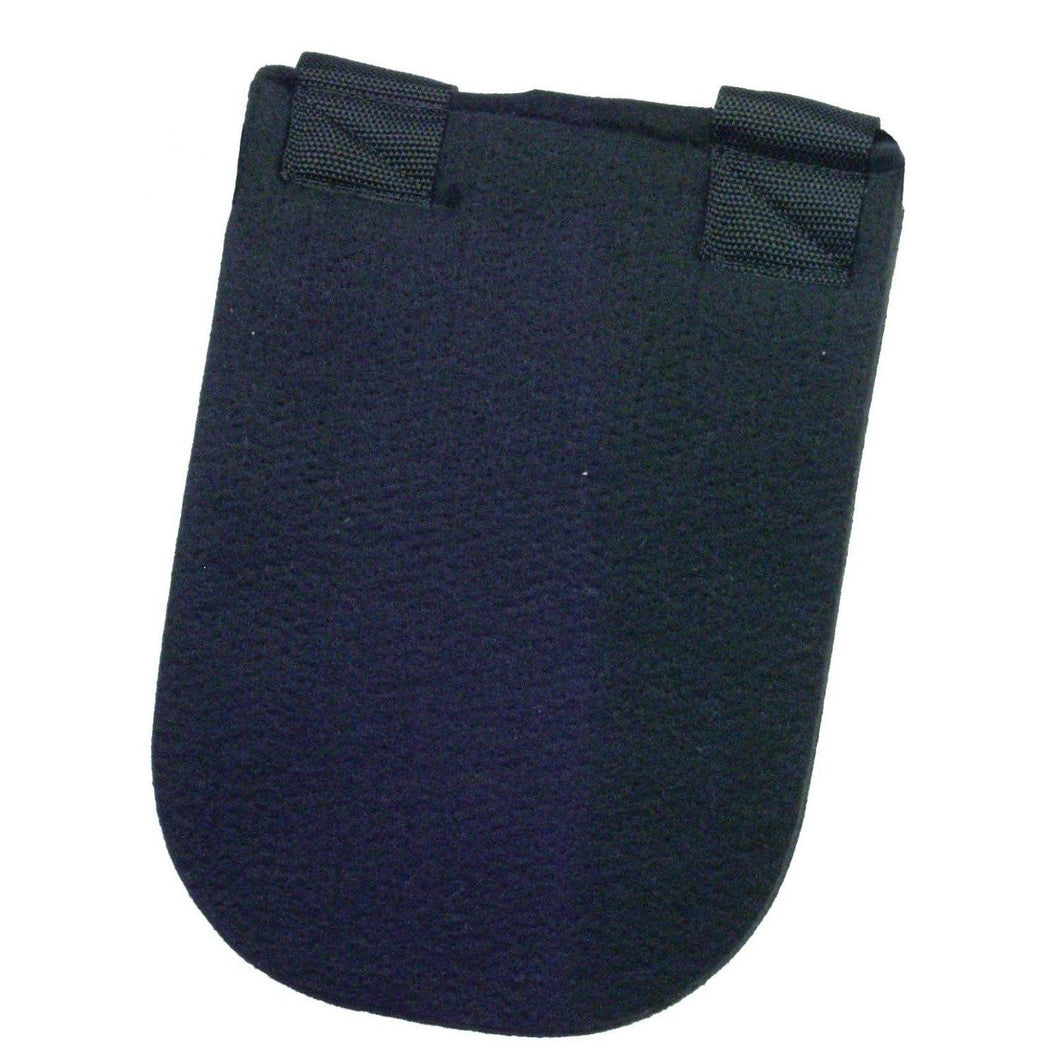 Mustang Black Felt Wither Pad - FG Pro Shop Inc.