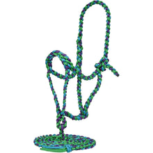 Load image into Gallery viewer, Mustang Flat Noseband Plaited Halter - FG Pro Shop Inc.