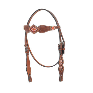 Country Legend Beads Browband Headstall - FG Pro Shop Inc.