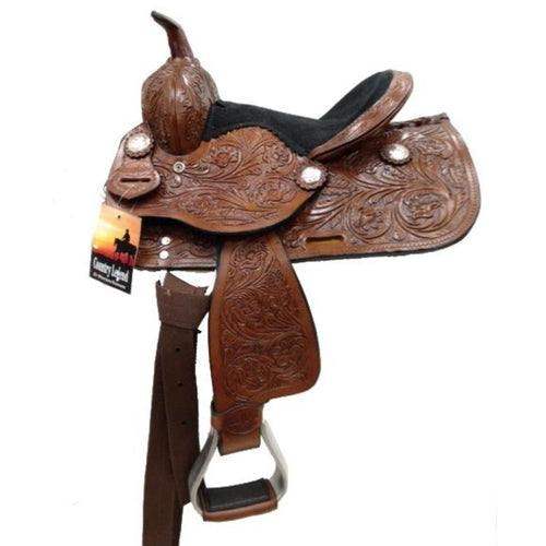 Rascal Pony Saddle By Country Legend - FG Pro Shop Inc.