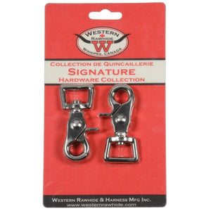 Trigger Snap Chrome Plated Zinc Die Cast