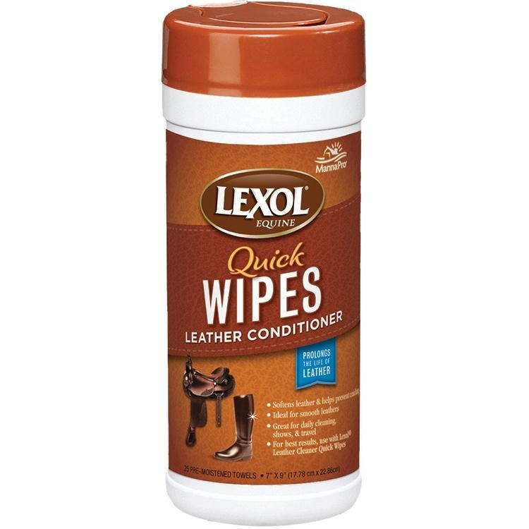 Lexol® Quick-Wipes Canister Conditioner