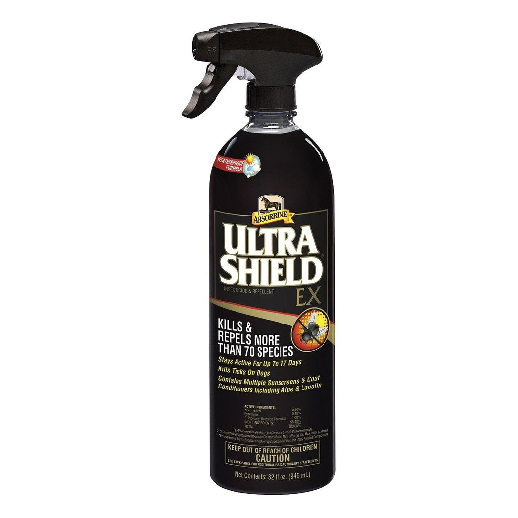 Absorbine Ultra Shield EX Fly Spray