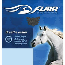 Load image into Gallery viewer, Flair Equine Nasal Strips Single Strip Single Strip