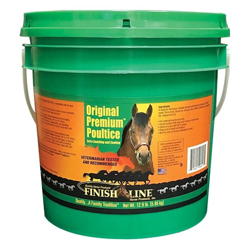 Finish Line Original Prenium Clay Paste Poultice