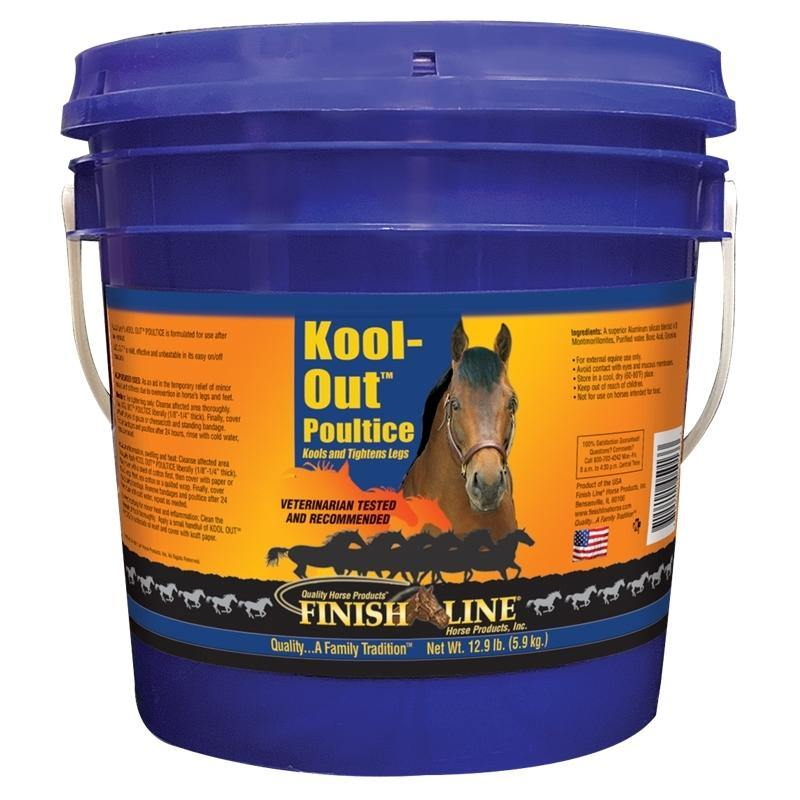 Finish Line Kool-Out™ Poultice