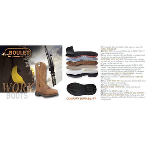 Work Boulet Boots 4374