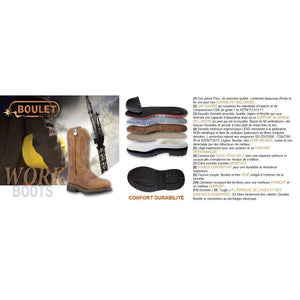 Work Boulet Boots 4383